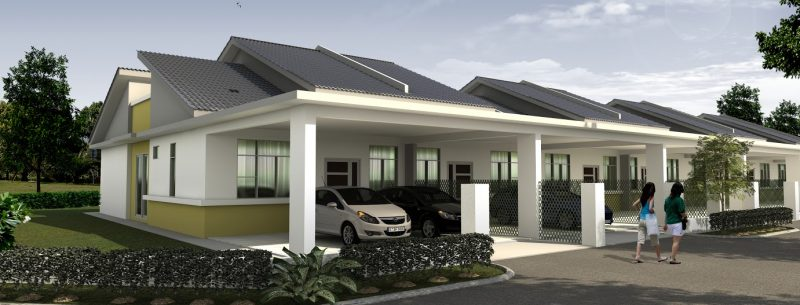 1 storey RMM ( option 2 )