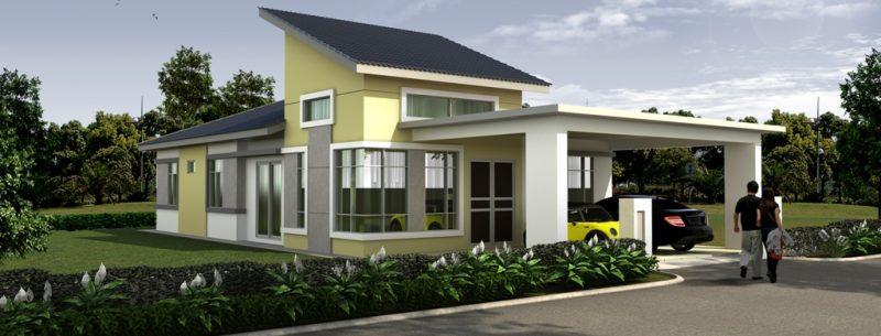 1 storey bungalow RE
