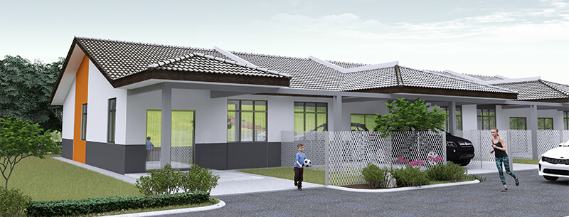 1.-Single-Storey-Terrace-(TYPE-A)---3D-perspective-resized-tinified