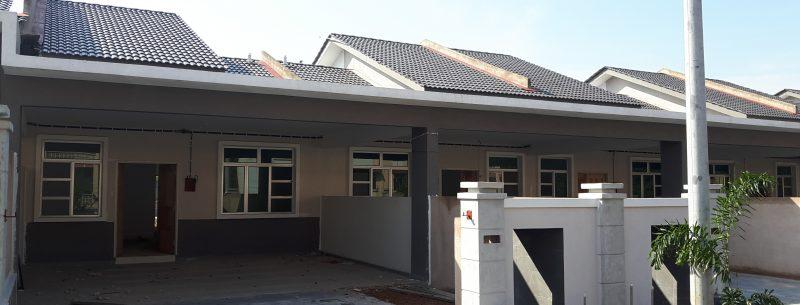 Terrace (Front View)