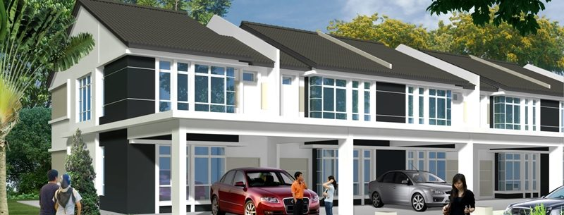 lendu DS Terraced 22 x 70